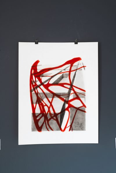 Struktur, Arichtektur, Gemälde, Katerina Sedy, Stadtplanung, Psychologie